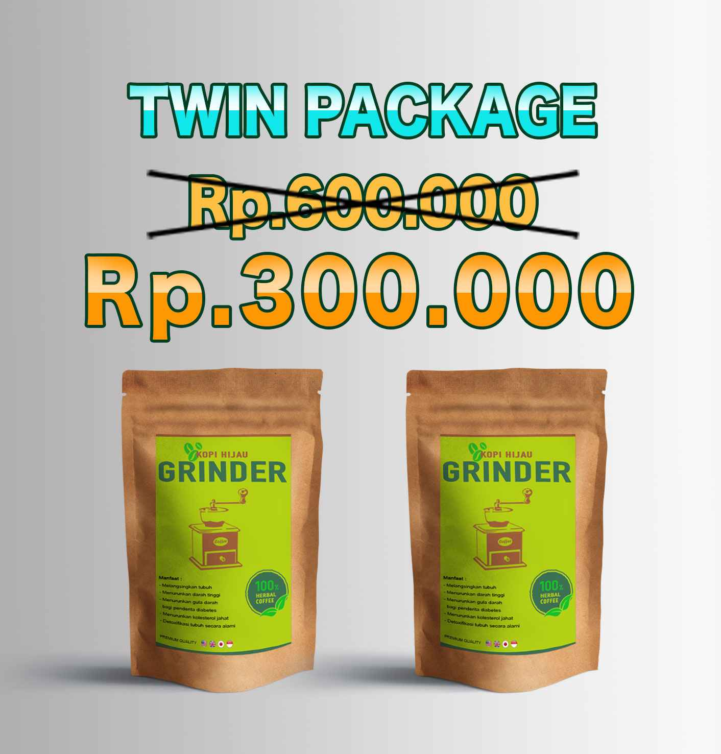 - GREEN COFFEE GRINDERSLIM